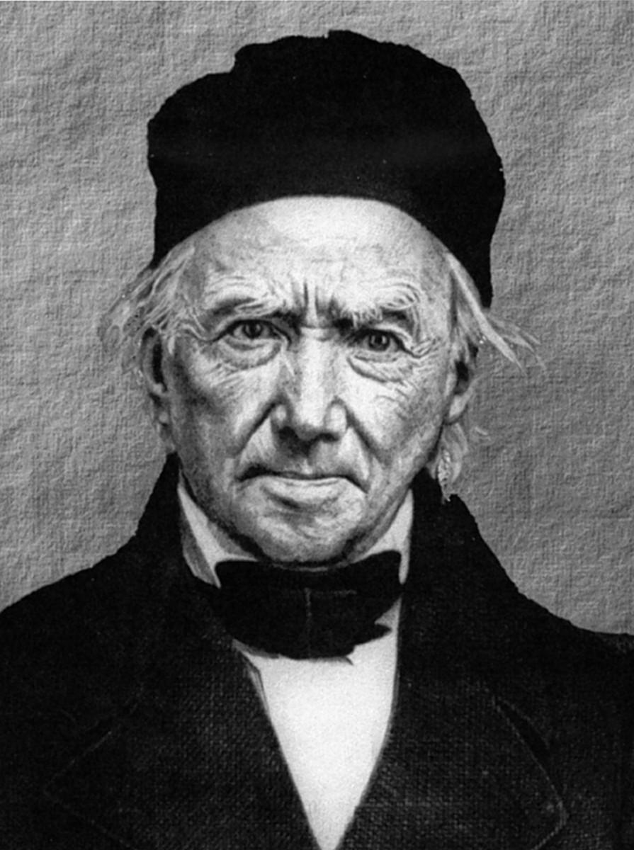 Chr. L. Gerling 1857, Ernennung zum Geheimrat