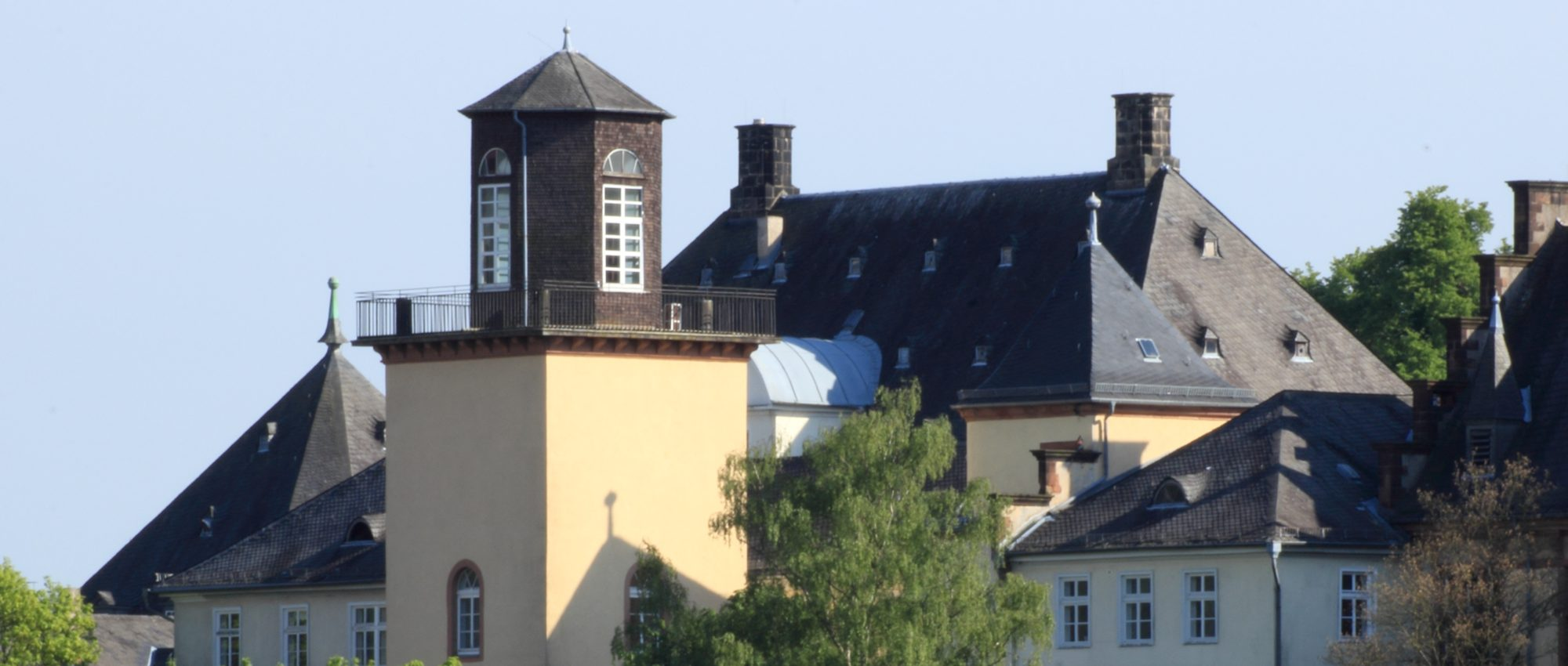 Gerling-Sternwarte der Philipps-Universität Marburg, Foto Jan Loske